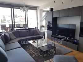 AMAZING APARTMENT WITH ROOF GARDEN IN AGLANTZIA