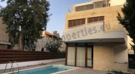 Furnished 5bedroom house in a prestigious area