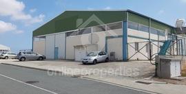 Industrial Warehouse in Agia Varvara, Paphos
