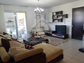 Exceptional three bedroom flat in Aglantzia